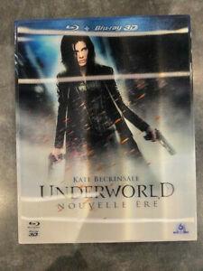 UNDERWORLD NOUVELLE ÈRE film avec KATE BECKINSALE - BLU RAY 3D + BLU RAY Zone B
