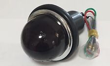 Mini Cooper Classic Parts- Lucas 594 Red Flasher Glass Lamp