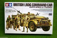 Coche de comandos británicos L.r.d.g. de Tamiya Norte de África 1/35 Escala Kit 32407