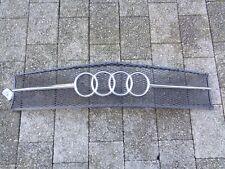 Audi 60 75 90 F103 Frontgrill Kühlergrill front radiator Grille Chrom Emblem