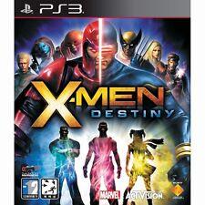 [NEW] X-Men :Destiny for Sony Playstation 3,2011, PS3(X-man,Xmen,mutant,Marvel)