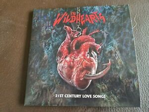 The Wildhearts - 21st Century Love Songs - CD -  Signed Edition.....Brand New