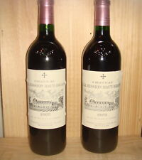 CHATEAU LA MISSION HAUT-BRION 2002+2008 TBE