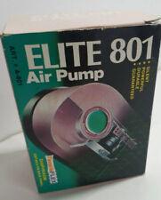 Hagen Elite 801 Aquarium Air Pump 115 Volts 80 HZ 4.0 Watts - 2000cc / Minute