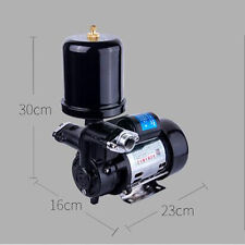 220V 188W Electronic Automatic Water Booster Pump Home Shower Washing Machine