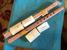 Cedar Wooden Flute Kit-You finish your style G Instructions included Custom