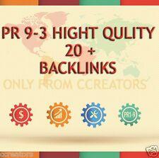 we ll add your site 20+ DA 100 - 30 High Quality Backlinks