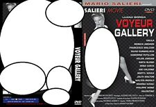 "DVD SEALED.M.SAL.""VOYEUR GALLERY""LUANA BORGIA-DALILA-ANITA BLOND-MARINA KOVAC"