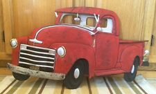 1950 CHEVROLET Truck Authorized Shop Chevy Coke Gas Oil Garage Vintage Style