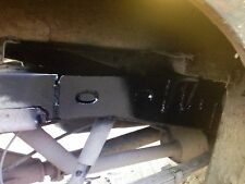 Nissan Navara D40 Chassis Strengthening / Repair Sections /plates