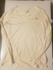 Abercrombie And Fitch Long Sleeve Women's Shirt Size Medium