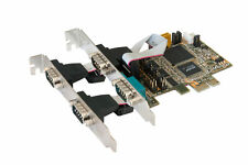 EXSYS ex-44064 - PCI-Express Mapa 4x Serial rs-232 (systembase chips )