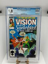 Vision And The Scarlet Witch 4 Vol. 2 CGC 9.8 Wandavision