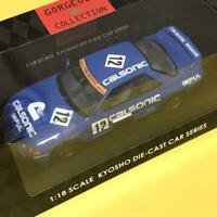 Kyosho Nissan Skyline GT-R CALSONIC IMPUL R32 1:18 SCALE