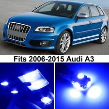 14 x Premium Blue LED Lights Interior Package Upgrade for Audi A3