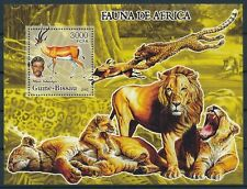 FAUNA - GUINEE-BISSAU 2005, MNH sheet
