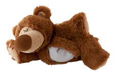 Warmies Sleepy Bear braun herausnehmbare Füllung