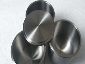 Covers for Zirconium (Zr) Cylindrical Crucibles