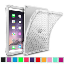 """For iPad 9.7"""" iPad Air 2 Case Kids Friend Anti-Slip Shockproof Silicone Cover"""