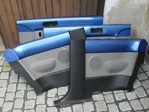 Türverkleidung Seitenverkleidung Türpappen 1C1867009N VW New Beetle 9C   LW5Y