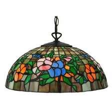 Meyda Lighting 15.75'W Hanging Pansy Pendant - 31105