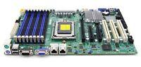 Supermicro ATX Server Mainboard Socket Sockel G34 DDR3 2x GbE 6x SATA PCI-E new