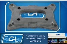 Redline adaptor plate 10-237 2 Barrel Holley to 2 Barrel Weber - Ford Capri V6