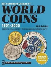 3 Book: Standard Catalog of World Coins / US Paper Money /Instant Coin Collector