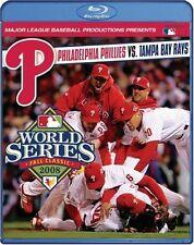 2008 World Series (Blu-ray Disc, 2008) Philadelphia Phillies Vs. Tampa Bay Rays