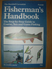 FISHERMANS HANDBOOK PART 49 BROOK TROUT MARSHALL CAVENDISH