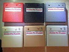 Kung Fu flash c64 cartridge flash cart uses sd card easyflash pi1541 alternative