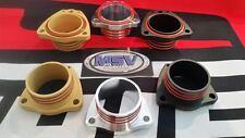 1986-1991 MSV Racing Honda CR250R 7075 T6-511 Billet Exhaust Manifolds