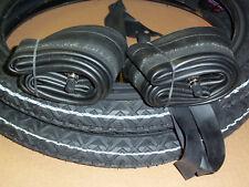 Moped Mofa Reifen Schlauch Set 2 1/4 - 16 / 2,25-16 38J ( alt 20x2,25 )
