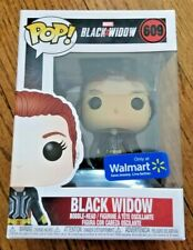 Funko Pop! Black Widow Walmart Exclusive Vinyl Figure #609