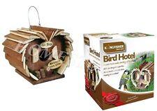Wooden Birds Garden Ornaments