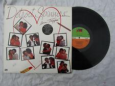 DETROIT SPINNERS LP LOVE TRIPPIN' Atlantic N/M looks un-played......33rpm / soul
