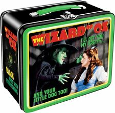 Wicked Witch Wizard of Oz Lunch Box Tin Tote BRAND NEW Mint Condition!