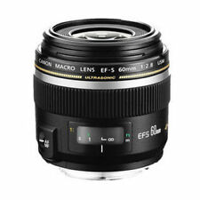 Canon EF-S Manual Zoom Camera Lenses