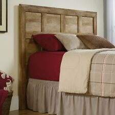 Sauder 419881 Dakota Pass Full OR Queen Headboard In Craftsman Oak Finish NEW