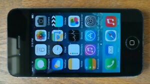 Apple iPhone 4 - 32GB - Black (Verizon) A1349,in a very beautiful condition