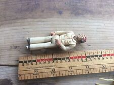 Vintage Plastic Moveable Adventure People , Man With Headset Toy