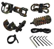 NEW CAMO UPGRADE KIT FOR COMPOUND BOW - ARCHERY AND HUNTING ACCESSORIES