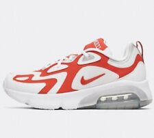 Nike Air Max 200 Red White Unisex Uk Size 5.5 Trainers