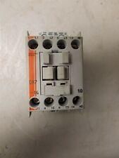 Sprecher + Schuh CA7-16-10 Contactor 600VAC Max 30A 220/208/240V Coil