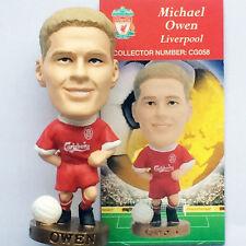 OWEN Liverpool Home Corinthian ProStars Club Gold Loose with Card CG058
