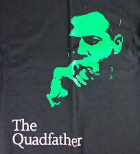 "AMD The Quadfather T SHIRT 64 Athlon FX Quad Core Processor ""In the Family L NEW"