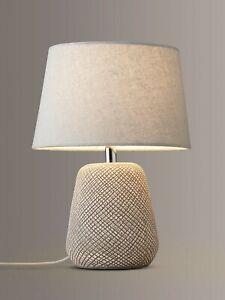 John Lewis Iona Table Lamp - NEW BOXED & UNUSED
