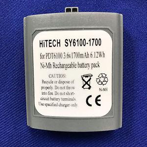 Hitech of Symbol#21-33061-01 PDT6100 PDT6140 CH.RF FL2800*Japan NiMh1.7A battery
