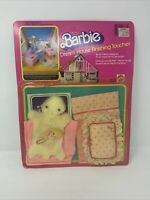 Vintage Barbie Dream House Finishing Touches Bedroom Set #3768