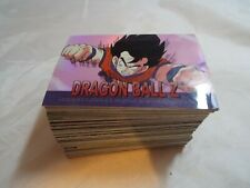 DRAGONBALL Z HOLOCHROME ARCHIVE EDITION COMPLETE SET OF 80 CARDS